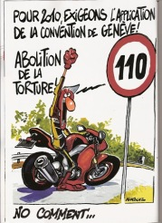 Petition des motards 1