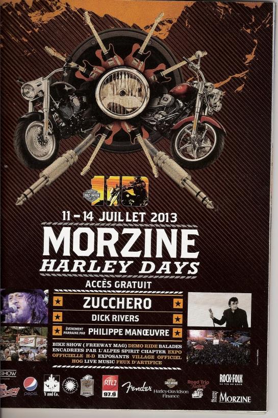 Morzine 13 et 14 juillet