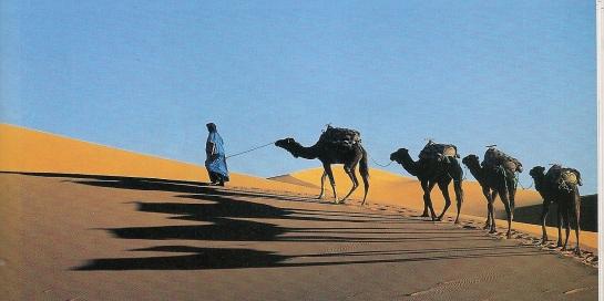 Maroc sable