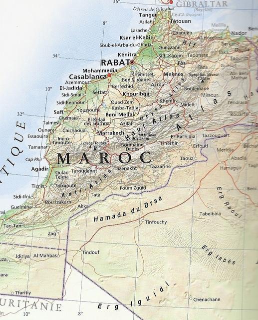 Maroc Géo