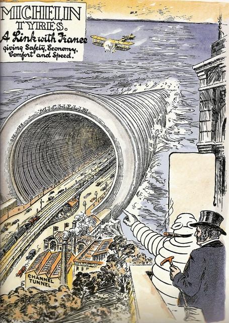 Tunnel Manche