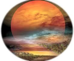 images belle lune rousse