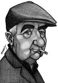 images caricature de Prévert