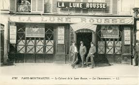 images lune rousse bistrot