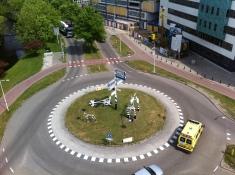 LUMC-rotonde-rond-point